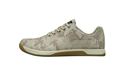 NOBULL Men's Training Shoes and Styles (10, Limestone Camo)