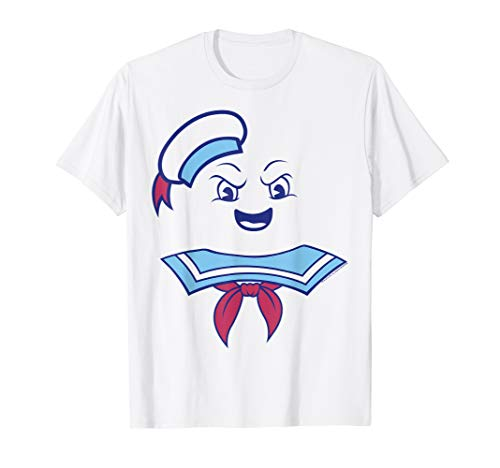 Ghostbusters Stay Puft Marshmallow Man Costume T-Shirt]()