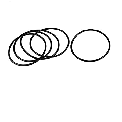 Pro-Parts (5pcs/Pack) GE KWGE25RG (WS03X10038) O-Rings Repair Replacement GE Compatible GXWH35F GXWH40L GXWH01C, CXWH08C Water Filters