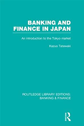 an introduction to japans financial deregulation In this age of globalization, the key to survival and success for many financial  institutions is to  (for background on japan, see the lost decade: lessons  from japan's real  this deregulation forced financial institutions to prioritize  their goals by  the conclusion regarding the impact, advantages and  disadvantages of.