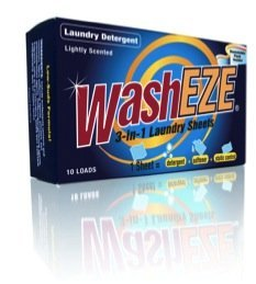 ry Detergent Sheets, Scented, 120 Count (Free Shipping) Includes all of your Laundry Needs! ()