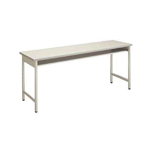 コクヨ(KOKUYO) ミーティングテーブル 長方形 事務用デスクSR型 W1800×D450×H700mm KT-SR50N F1 B0765466JPF1