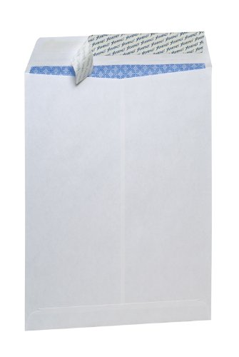 Ampad 73127 Ampad Fastrip Pull & Seal Security Envelope, 9 x 12, White, 100/box