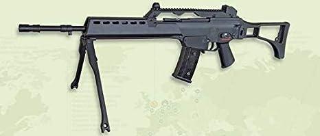 GOLDEN EAGLE Fusil eléctrico G36 Color Negro: Amazon.es ...