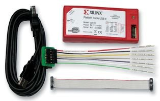 Xilinx Hw Usb Iig Programmer  In Circuit  Platform Config And Prog