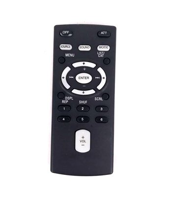 amazon com replacement remote control fit for rm x151 rm x153 forSony Cdx Sony Cdx Mp40 Wiring Diagram Sony Cdx Gt210 Sony Cdx Gt550ui #17