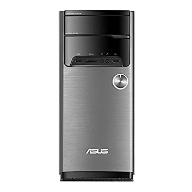 ASUS M32CD-AS31 (6th Generation Core i3, 8GB DDR4, 1TB HDD, Windows 10)  Desktop with Keyboard and Mouse [Discontinued by Manufacturer]