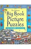 The Usborne Big Book of Picture Puzzles (Great Searches New Format)