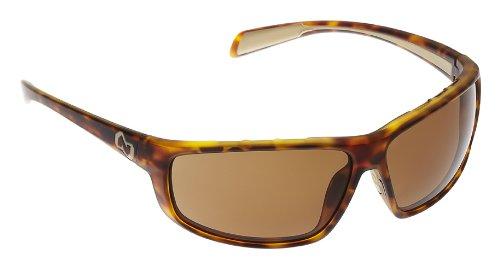 Native Eyewear Bigfork Polarized Sunglasses, Brown, Desert - Desert Sunglass