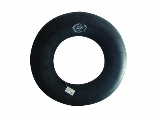Water Sports Original ItzaTube Inflatable Black Inner Tube Small 28