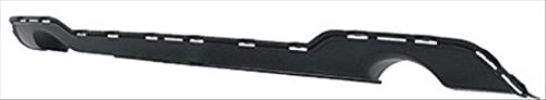 OE Replacement Dodge Avenger Rear Bumper Valance Panel - ...