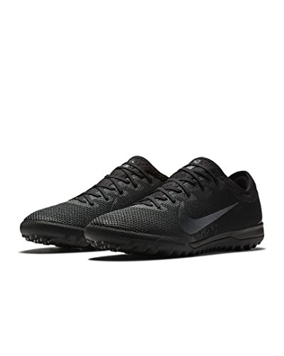 De 12 001 Adulte Mixte Tf black Pro Noir Nike black Vapor Fitness Chaussures 64OBBq