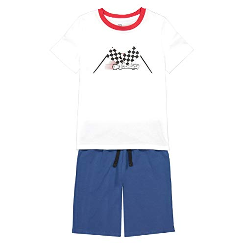 La Redoute Collections Short Pyjamas, 3-12 Years White Size 8 Years (126 cm) from La Redoute