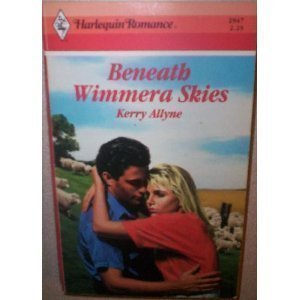 book cover of Beneath Wimmera Skies