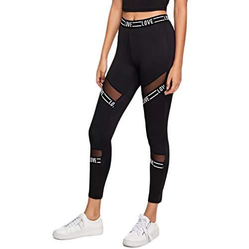 Beyonds Soft Yoga Pants for Women High Waisted Gym Sport Seamless Leggings Black