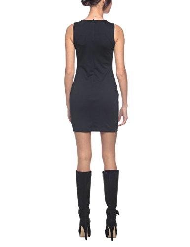 Les Sophistiquées Vestido Negro / Burdeos