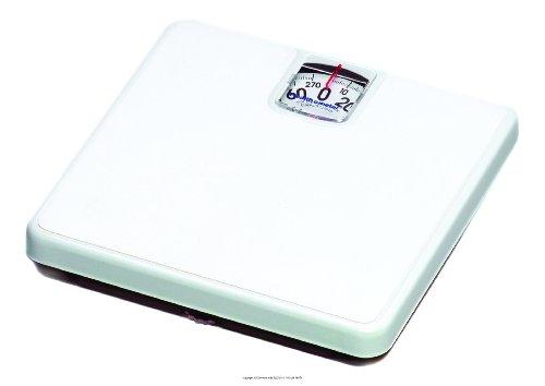 Health o meter Mechanical Floor Scale [FLOOR SCALE DIAL 270LBS] (EA-1) by Health o Meter
