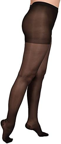 EvoNation Graduated Compression Pantyhose Stockings