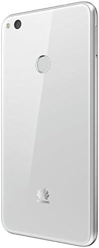 Huawei P8 Lite (2017) Dual-SIM 16GB (GSM Only, No CDMA) Factory Unlocked 4G/LTE Smartphone (White) - International Version