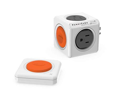 PowerCube Remote Original + PowerRemote 1540/USORRM Orange/Gray