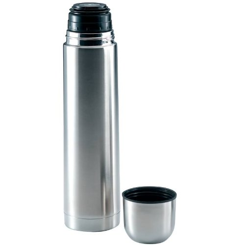 Maxam 1qt Stainless Steel Vacuum Bottle
