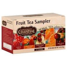 Celes Tb Fruit Sampler, 20 each each - 6 per case.