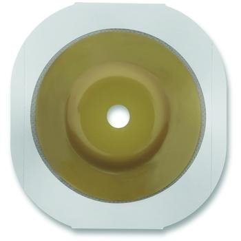 New Image FlexWear Convex Skin Barrier with Floating Flange and Tape - Flange: 1 3/4