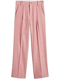 d7f1060ae3 Women Pleat Detail Wool Trousers 43000855 · MANGO