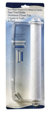 "Spectrum Paper Towel Holder 13-1/2"" L X 6"" ..."
