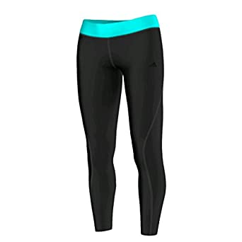 ab2a5aaf413c Adidas Ultimate Fit Tights Colour  Black   Vivid Mint (Small ...
