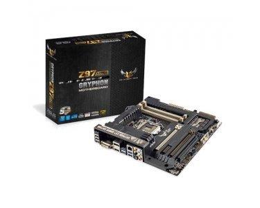ASUS TUF GRYPHON Z97 LGA1150 DDR3 SATA 6Gb/s USB 3.0 Intel Z