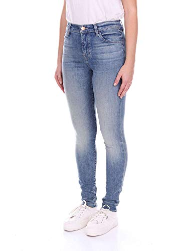 Blu Jb000361bblujeans Brand Sconosciuto Cotone Jeans Donna J wWYIZz6Iq