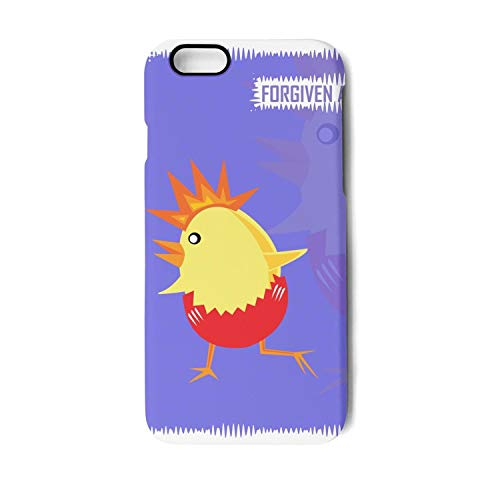 (Pick up Easter Egg Chicks Forgiven&Free Unisex Woman's Girl's iPhone 7 iPhone 8 4.7Inch Funny Protective Cases Cover)