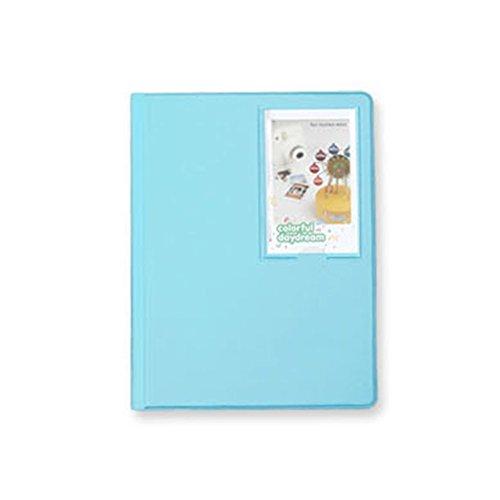 2nul Mini Polaroid Album Large (Sky Blue) - 1