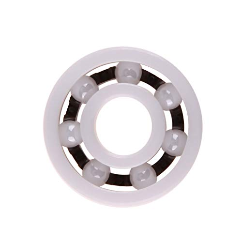 GINZU 608 Full Ceramic Ball Bearing Shafts for Fidget Hand Spinner - Bearing Plain Shaft