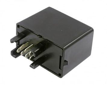 Relé de intermitencia para luces led, para Suzuki Bandit GSF 600 / 650 / 1200 – 7 pines: Amazon.es: Coche y moto