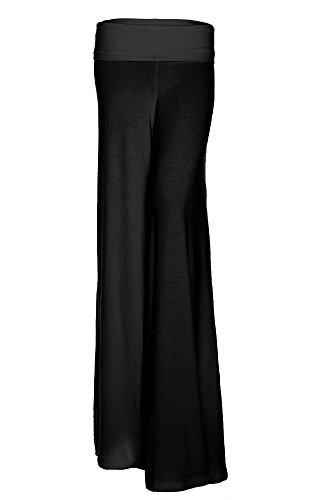 Womens Fashion Palazzo Jersey Stretch product image