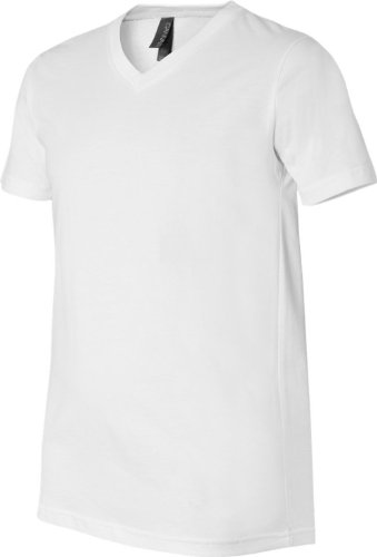 Bella - Camiseta - Asimétrico - para hombre Bianco - bianco