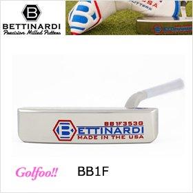 ベティナルディ BETTINARDI BB1F パター (35.5インチ JPS70-140)