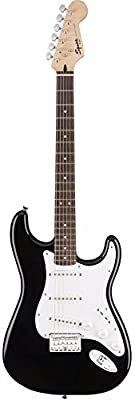 Squier by Fender Bullet Stratocaster Electric Guitar - Hard Tail - Rosewood Fingerboard