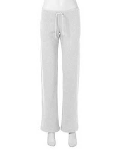 (Bella + Canvas Womens Fleece Straight Leg Sweatpant (7017)-)