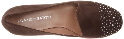 Franco Sarto Womens Garnet Flat Dark Slate 78fdflL