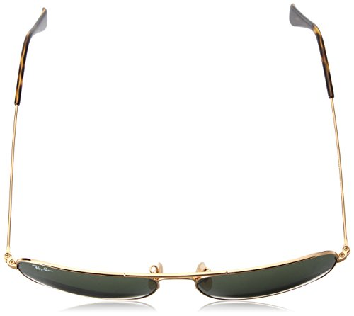 58 de Homme 3136 Ban Gold Montures Lunettes Mod Ray mm Or TIzqFAw1x