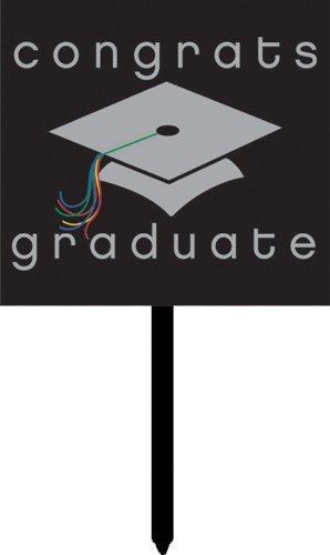 Creative Converting – Congrats Graduate Graduation – Yard Sign, Health Care Stuffs
