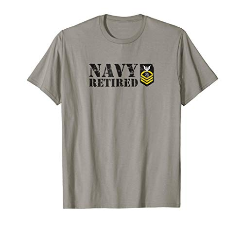 USN Chief Petty Officer (CPO) Retired Shirt