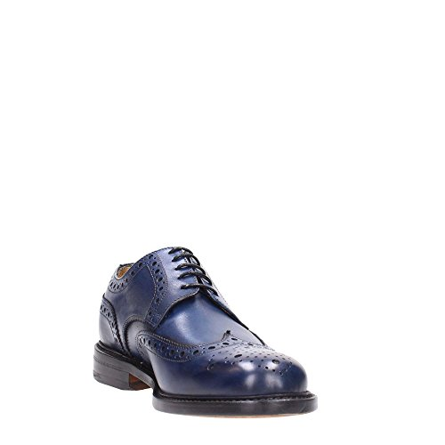 Berwick 1707 3797 Kant Schoenen Mann Blau