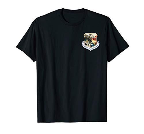 Texas Air National Guard TX Military Veteran T-Shirt