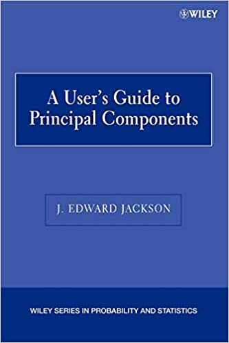 A users guide to principal components