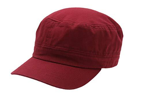 Quality Merchandise Cadet Army Cap - Military Cotton Hat, ()