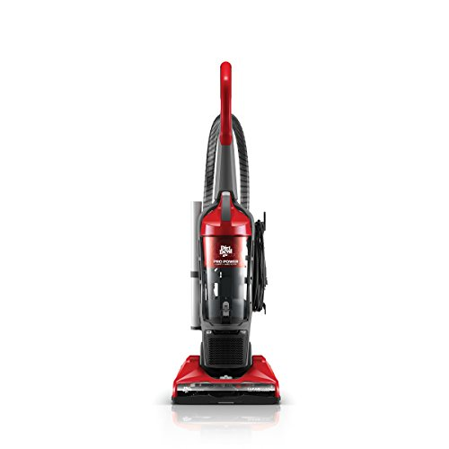 Dirt Devil Vacuum Cleaner Pro Power Bagless Corded Upright Vacuum UD70172 ()